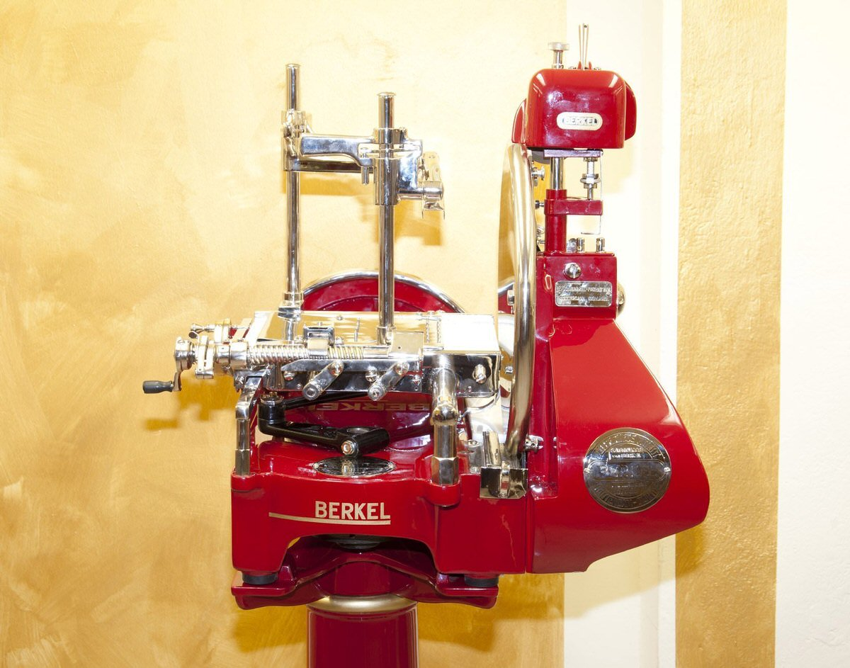 Affettatrice Berkel modello 5 rossa