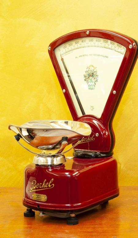 Bilancia Berkel modello L 1kg prodotta negli anni 50
