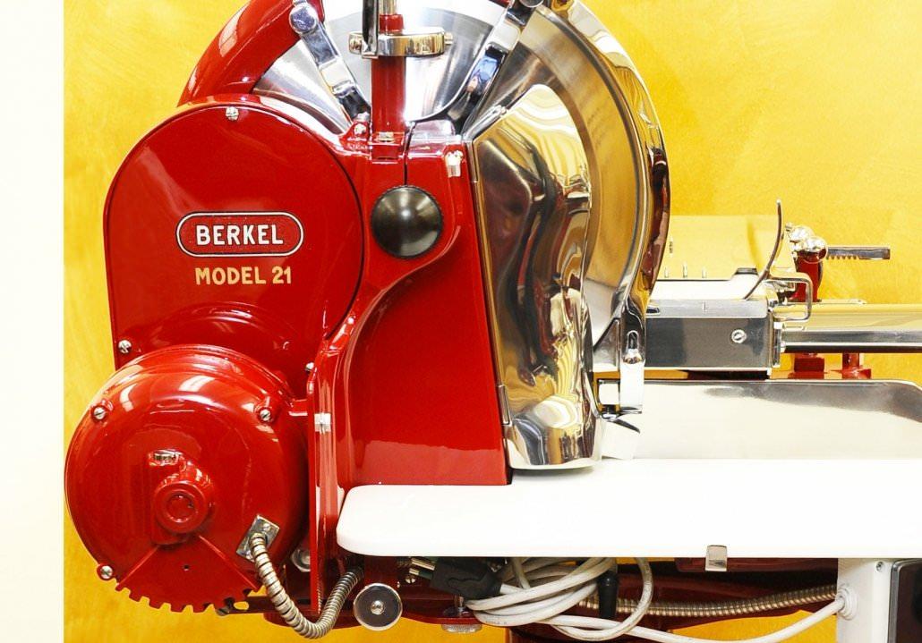 Affettatrice Berkel modello 21/8H EL